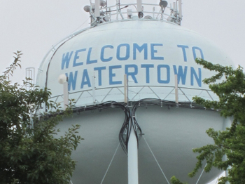 watertown-watertower
